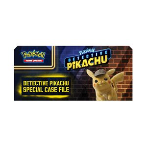 Pokemon: Detective Pikachu Special Case File
