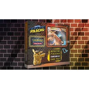 Pokemon: Detective Pikachu Charizard-GX Case File