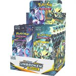 Pokemon: Sun & Moon Unbroken Bonds Theme Decks
