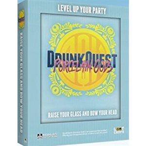 DrunkQuest: Porcelain Gods