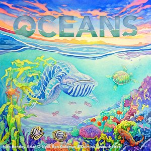 Oceans: Evolution Game Standard Edition (No Amazon Sales) ^ FEB 15 2020