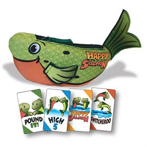 Happy Salmon (No Amazon Sales)