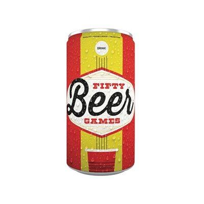 50 Beer Games Drink!