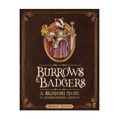 Burrows & Badgers (BOOK)