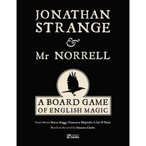 Jonathan Strange & Mr Norrell : A Board Game of English Magic