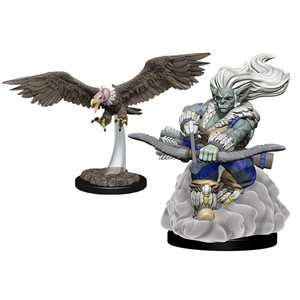 Wardlings RPG figure (Painted) Wave 4: Wind Orc & Vulture ^ Oct 23, 2019