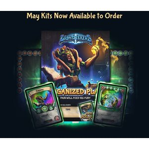 Lightseekers: Organized Play Kit May