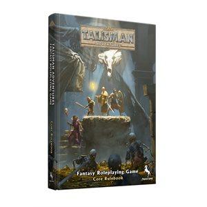 Talisman Adventures RPG Core Rulebook (HC)(BOOK) ^ MAY 2021