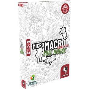 MicroMacro: Crime City: Full House ^ Q4 2021