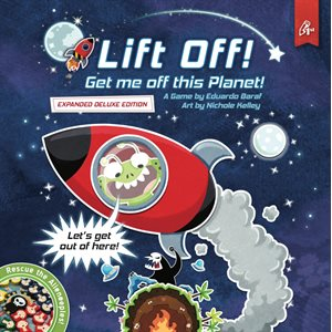 Lift Off! Get Me Off This Planet - Expanded Deluxe Ed. ^ OCT 2020