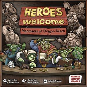 Heroes Welcome Merchants of Dragon Reach