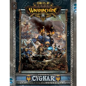 Forces of Warmachine: Cygnar Command HC (BOOK)