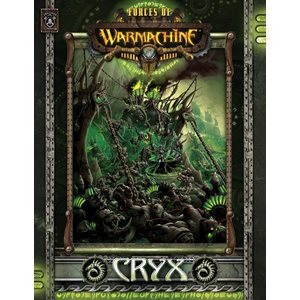 Forces of Warmachine: Cryx Command SC (BOOK)