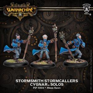 Cygnar: Stormsmiths
