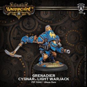Cygnar: Grenadier