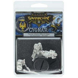 Cygnar: Trencher Unit Attachment