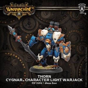 Cygnar: Thorn Light Warjack