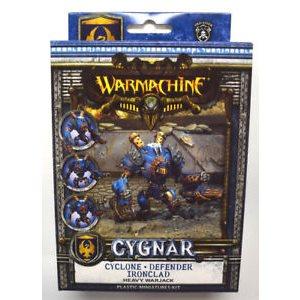 Cygnar: Heavy Warjack