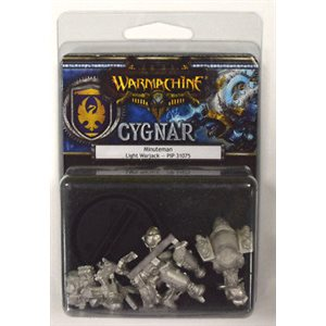 Cygnar: Minuteman Light Warjack