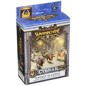 Cygnar: Tempest Blazers