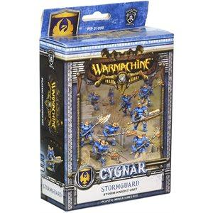 Cygnar: Stormguard Storm Knights