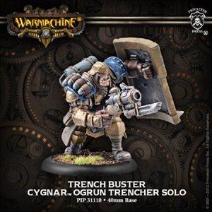 Cygnar: Trench Buster