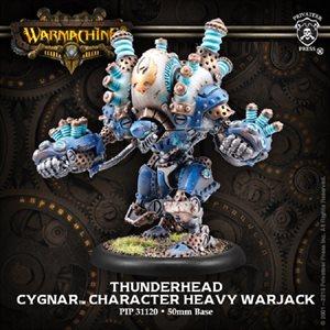 Cygnar: Thunderhead