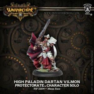Protectorate: High Paladin Vilmon
