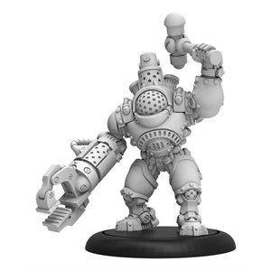 Mercenaries: Steelhead Ironhead (metal / resin)