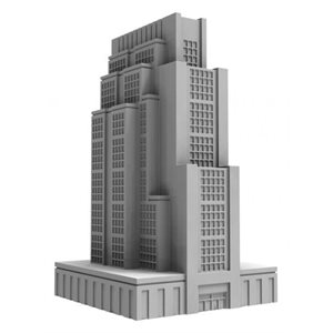 Monsterpocalypse: Terrain Downtown High Rise (Resin)