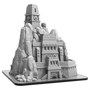Monsterpocalypse: Terrain Jungle Fortress (Resin)