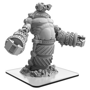 Monsterpocalypse: Destroyers Hammerklak (resin)