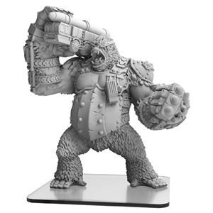 Monsterpocalypse: Protector - Empire of the Apes: General Hondo
