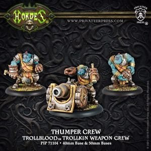 Trollbloods: Thumper Crew