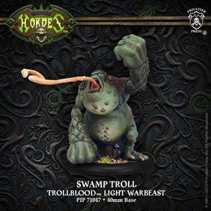 Trollbloods: Swamp Troll
