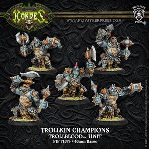Trollbloods: Trollkin Champions