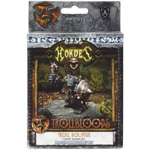 Trollbloods: Bouncer Light Warbeast