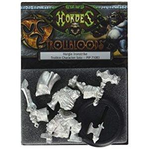 Trollbloods: Horgle Ironstrike