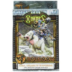 Trollbloods: Borka Vengeance Of Rimeshaws