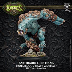Trollbloods: Earthborn Dire Troll