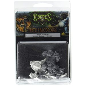 Trollbloods: Horgle the Anvil