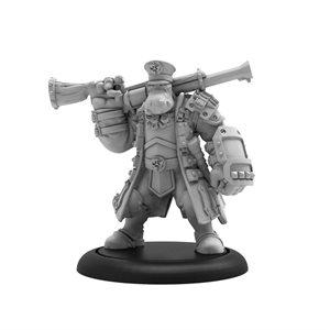 Trollbloods: Brigadier General Gunnbjorn – Warlock (metal)^ NOV 2020