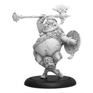 Grymkin: Piggyback Officer (metal / resin)