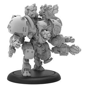 Warcaster: Marcher Worlds Strike Raptor A - Heavy Warjack (resin / metal)