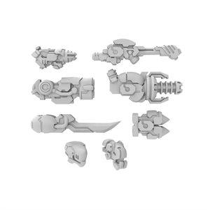 Warcaster: Aeternus ContinuumNemesis A Weapon Pack - Pack (metal) ^ NOV 6 2020