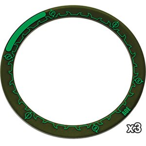 "Hordes 4"" Area Of Effect Rings"