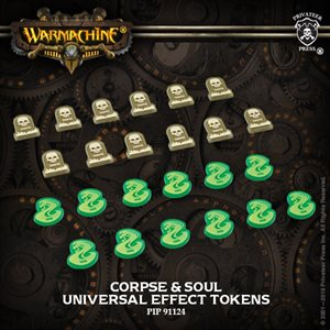 Corpse And Soul Tokens