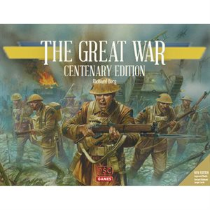 The Great War: WW1 Board Game (New Centenary Edition)