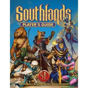 Southlands: Player's Guide (5E Compatible) ^ Q4 2021