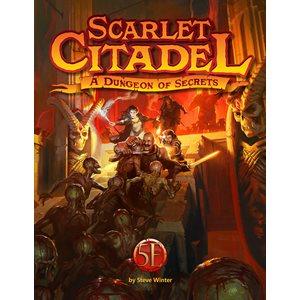 Scarlet Citadel (5E Compatible)